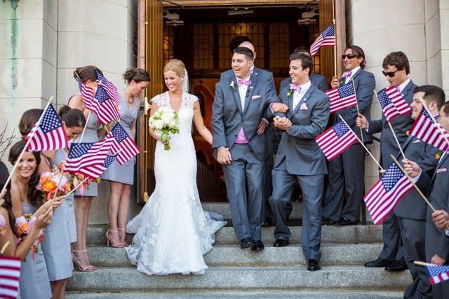 Wedding Day: Pete & Julie