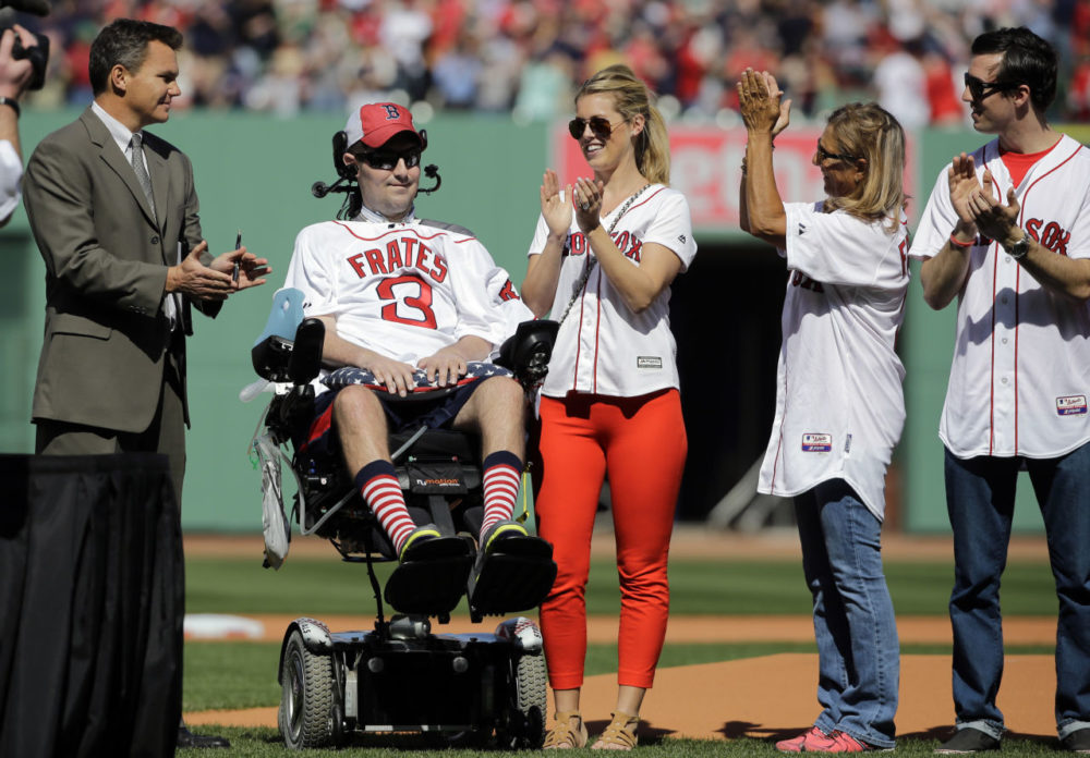 Red Sox Sign Pete Frates