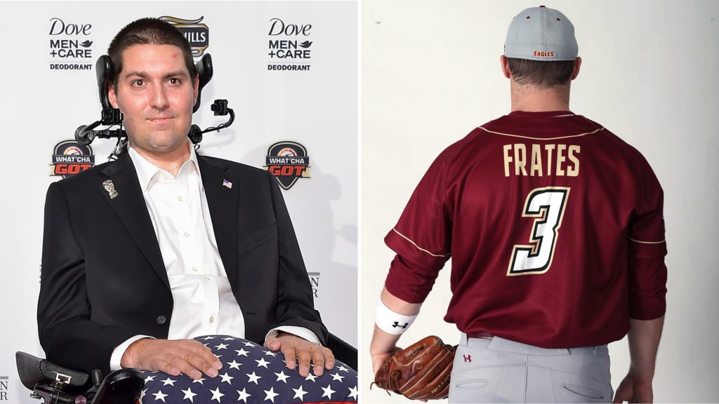 Pete's No. 3 jersey retired by BC Baseball & St. John's Prep